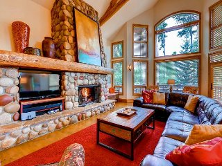 Enjoy Spectacular Ski Area Views Close to Downtown Breck - Winter Shuttle!! - Breckenridge vacation rentals