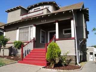 Downtown Victorian with Ocean / Island Views - Pacific Beach vacation rentals