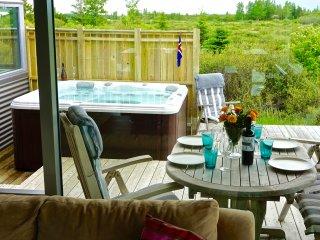 Luxury, Modern House, Hot Tub, Winter / Summer - Borgarnes vacation rentals