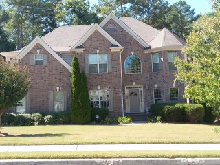 Luxury Home in Swim and Tennis Community - Lawrenceville vacation rentals