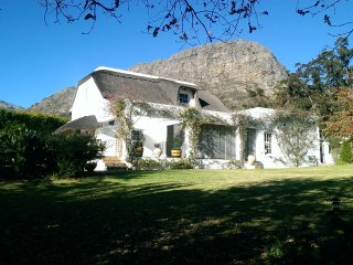 Welcome to Honey Pot Cottage - Franschhoek vacation rentals