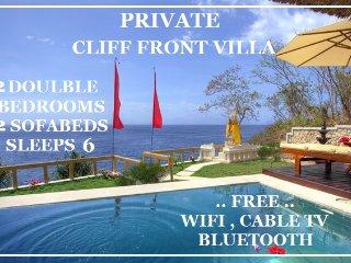 Nice Villa with Internet Access and A/C - Nusa Lembongan vacation rentals