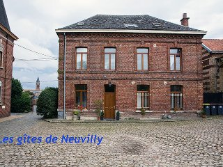Nice House with Television and Microwave - Le Cateau-Cambresis vacation rentals