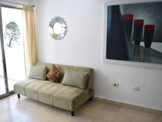 studio steps away from the beach 101 - Playa Paraiso vacation rentals