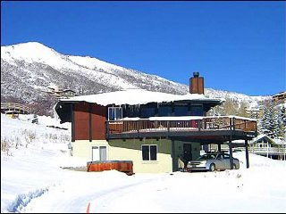Bright 5 bedroom Snowmass Village House with Television - Snowmass Village vacation rentals