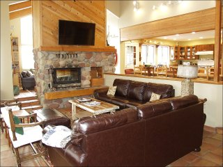 Rustic Family Home - Large Wood Burning Fireplace (2151) - Snowmass Village vacation rentals