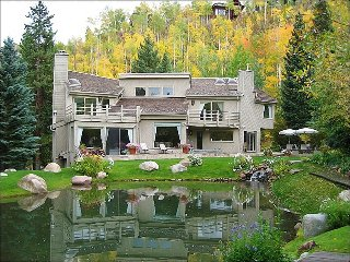 Premier Ski-in/out location on Fanny Hill - Large Executive Home in Private Location (2964) - Snowmass Village vacation rentals
