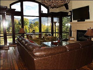 Stunning Golf Course Home - Views of golf course and slopes! (4143) - Aspen vacation rentals