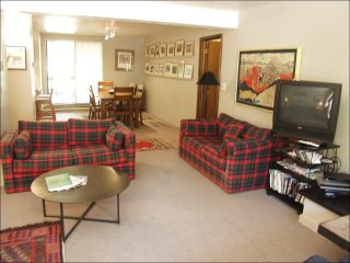 Quiet River Location - Walk to Restaurants and Shops (4430) - Aspen vacation rentals