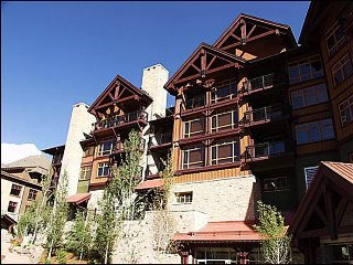 Luxury New Base Village Condo - Next to Children's Center (9001) - Snowmass Village vacation rentals