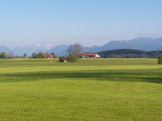 Ferienwohnung Lorenz - Freier Alpenblick**** - Bad Aibling vacation rentals
