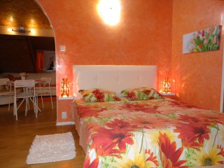 Orange flower 4 - top center of Sofia - Sofia vacation rentals