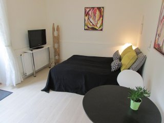 Double Room with Terrace - Provstegården Bed & Breakfast - Hovedgaard vacation rentals