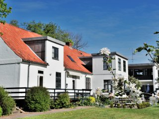Provstegården Bed & Breakfast Double Room Terrace - Hovedgaard vacation rentals
