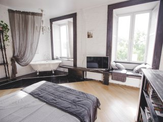 Romantic loft near Nevsky Prospekt with B & B serv - Saint Petersburg vacation rentals