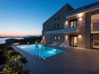 Luxury Villa Karga - private swimming pool and gym - Almyrida vacation rentals