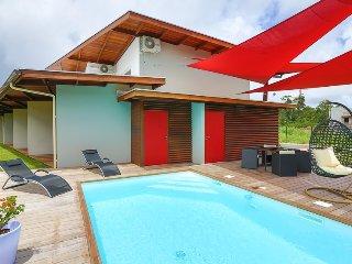 RESIDENCE HIBISCUS 5 Etoiles DUPLEX T2 (beige) - Cayenne vacation rentals