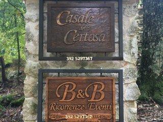 B&B Casale della Certosa di Trisulti - Collepardo vacation rentals
