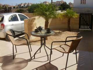 Quiet village apartment with garden near coast - Xylophagou vacation rentals