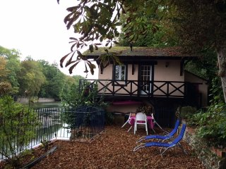 Chalet sur les bords du Loiret - Olivet vacation rentals