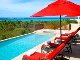 Dreamcatcher - luxury villa, stunning views over turquoise seas - Shoal Bay Village vacation rentals
