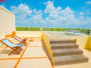 Gorgeous Tulum vacation Penthouse with Internet Access - Tulum vacation rentals