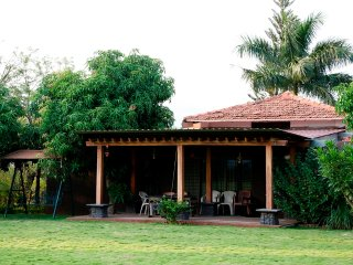 Bright Mahabaleshwar Farmhouse Barn rental with Deck - Mahabaleshwar vacation rentals