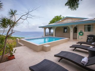 Comfortable 3 bedroom Christiansted House with Deck - Christiansted vacation rentals