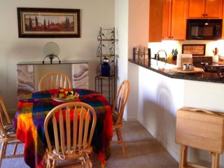 Bright Condo in San Jose with Internet Access, sleeps 4 - San Jose vacation rentals