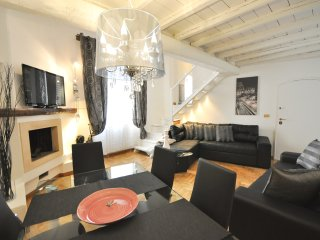 Penthouse Navona, 2 bedrooms, 2 bathrooms, terrace - Rome vacation rentals