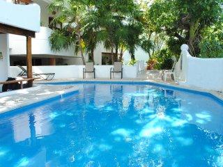 Mexican Style 3 Bedroom in Playa's Best Location - Playa del Carmen vacation rentals