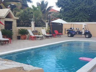 A beautiful pen house with golf cart included. - Puerto Plata vacation rentals