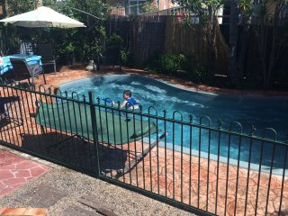 Quiet large home w gardens and pool - Warrawong vacation rentals