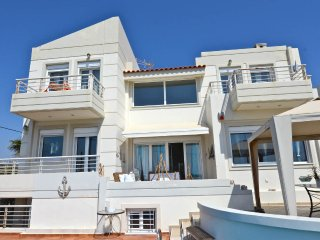 Villa In Lagonisi With Pool - Lagonisi vacation rentals
