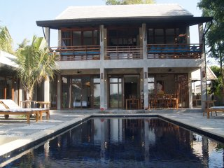 PING POOL VILLA 1, private pool riverfront villa - Chiang Mai vacation rentals