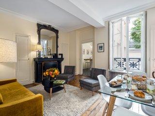 Saint Germain Lovely Two Bedroom - Paris vacation rentals
