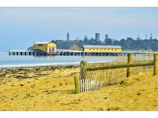 Flinders Beach Retreat, Queenscliff, Victoria 3225 - Queenscliff vacation rentals