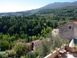 Cozy house with best view in Cetona - Cetona vacation rentals