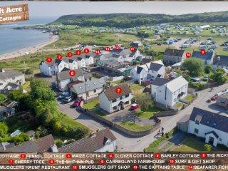 Malt Cottage - Croft Acre Holiday Cottages Gower - Port Eynon vacation rentals