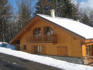 Chalet Les Jumelles with Sauna and Fireplace - Meribel vacation rentals