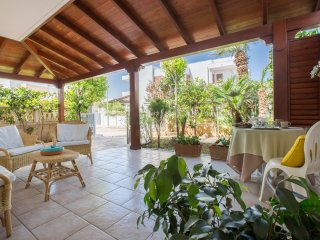 Anna - walking distance to the sea - big Patio beach at 350 m - Torre Santa Sabina vacation rentals