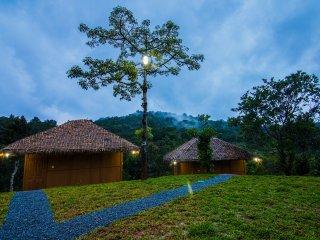 Oxyfarm Resort, amazing panoramic view, near Mananthavady, Wayanad, Kerala - Mananthavady vacation rentals