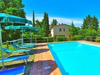 Villa Picchio with private pool near Volterra - Castel San Gimignano vacation rentals