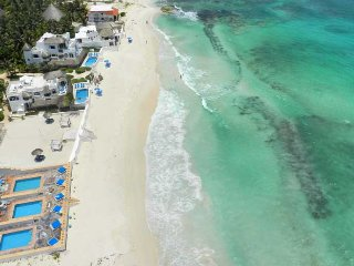 Secret Beach Villas - Beach front - 3 & 4 bedrooms - Playa del Secreto vacation rentals