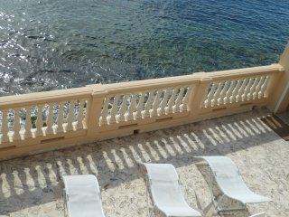 Big Apartment on the beach - Eze vacation rentals
