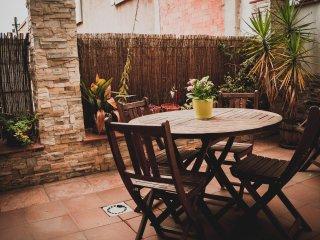 Apartamento con terraza Parc Güell - Barcelona vacation rentals