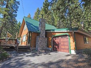 3 bedroom Cabin with Deck in Tahoe Vista - Tahoe Vista vacation rentals