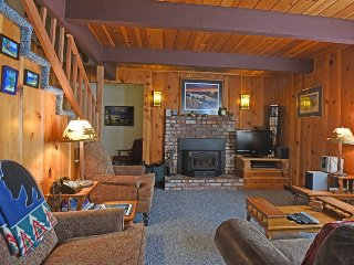 Abbie's Mountain Cabin - Tahoe Vista vacation rentals