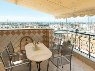 Center/Bright/Balcony/Great view/WF - Thessaloniki vacation rentals