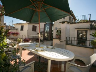 Beautiful Rome Apartment with Outdoor Patios and Views - Campo dei Fiori - Amerigo - Castel Gandolfo vacation rentals